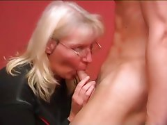 Mature, MILF, Old and Young, Russian