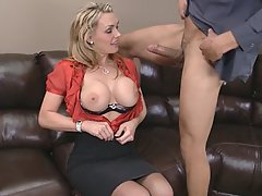 Office, Mature, Mature, MILF, Big Tits