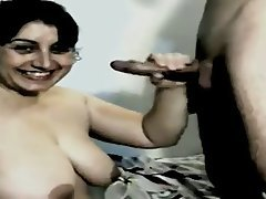 BBW, Big Boobs, Blowjob, Indian